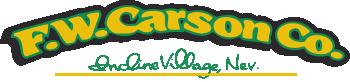 FW Carson Co Logo